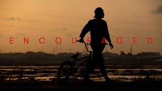 BMX Brought Him Home | Courage Adams Returns to Nigeria in ENCOURAGED