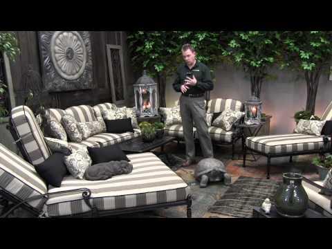 Gensun Grand Terrace Outdoor Furniture Overview