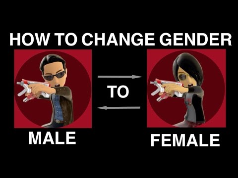 How to change Xbox Avatar Genders (Xbox One/360 and Windows 10 PC)