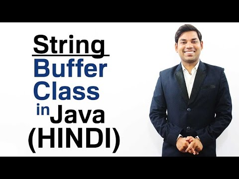 StringBuffer Class in Java with Example (HINDI)