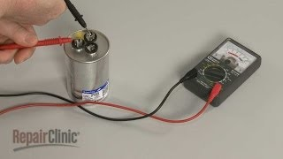 Motor Or Compressor Wont Run Capacitor Test Troubleshooting