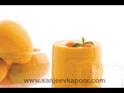 Mango Smoothie - Recipe By Master Chef Sanjeev Kapoor