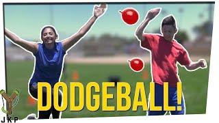 Water Balloon Dodgeball!!