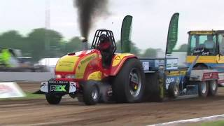Tractorpullingtv Hd - 4500kg Supersport Stroe 2017