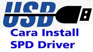How To Install Spd Driver On Windows 7 64bit 32bit Spreadtrum driver