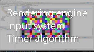 Rendering Engine. I/O System. | Java | Live