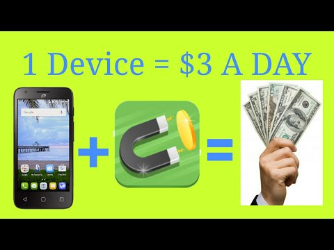 How To Make $3 A Day With One Device | LEGIT | Doing Absolutely Nothing | 2018.!!!!!