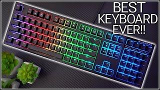 The BEST Mechanical Keyboard I