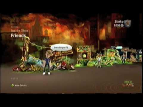 Xbox 360 -  Braid Premium Theme