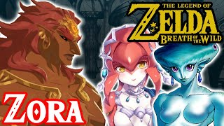Zelda Theory: Ganondorf and the Zora Tragedy