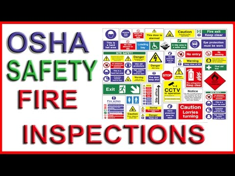 how to pass safety and fire inspection