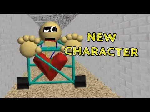 BALDI'S BASICS NEW CHARACTER 1ST PRIZE