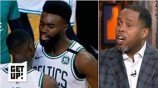 Celtics should trade Terry Rozier, Jaylen Brown to Suns - Damon Jones   Get Up!