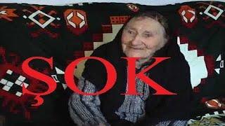 110 yaşlı zarafatcıl nənə!