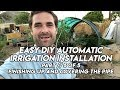 Ep190 - Part 5 of 5 // Easy DIY Auto Watering System 2 Launch Your Food Forest