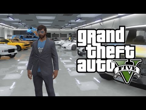 GTA 5 Online - UNLIMITED GARAGE SPACE! - Store More than 10 Cars in your Garage!