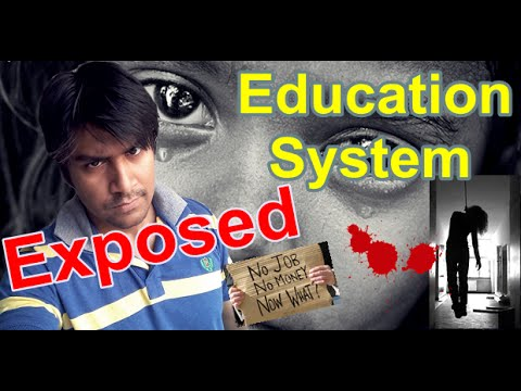 Indian Education System Fully Exposed | Reasons of
