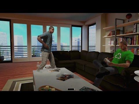 NBA 2K14 PS4 My Career - Gatorade