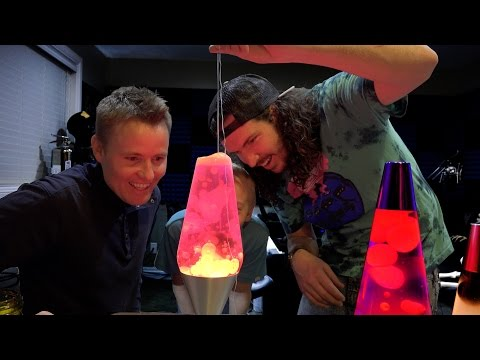 What's inside a Lava Lamp?