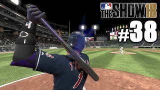 LEADING THE INDIANS! | MLB The Show 18 | Road to the Show #38