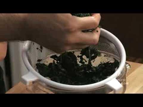 Video Recipe: Frozen Spinach Quick Tip