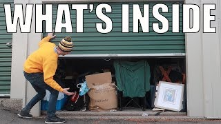 Download I BOUGHT A STORAGE AUCTION LOCKER FOR $80... Look What's Inside! Video
