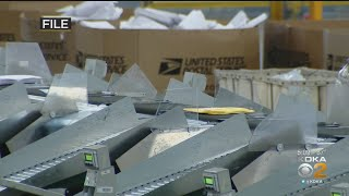 Post Office Controversy Leads To State Lawsuit And Worries About Counting All The Ballots