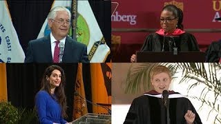 Highlights From the Best Commencement Speeches of 2018