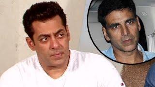 Salman Khan Reveals Why Akshay Kumar was Rejected For Tubelight? | Bollywood Buzz