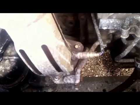 Toyota Camry O2 Oxygen Sensor Replacement