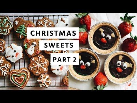 VEGAN CHRISTMAS SWEETS   PART 2