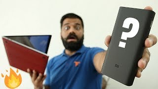 This Can Charge My Laptop - Mi Power Bank 3 45W Unboxing & First Look🔥🔥🔥