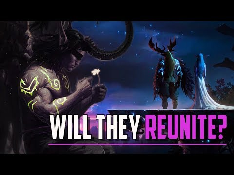 Will Illidan Ever Reunite With Tyrande and Malfurion?