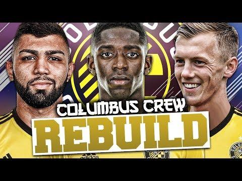 REBUILDING COLUMBUS CREW!!! FIFA 18 Career Mode #SaveTheCrew