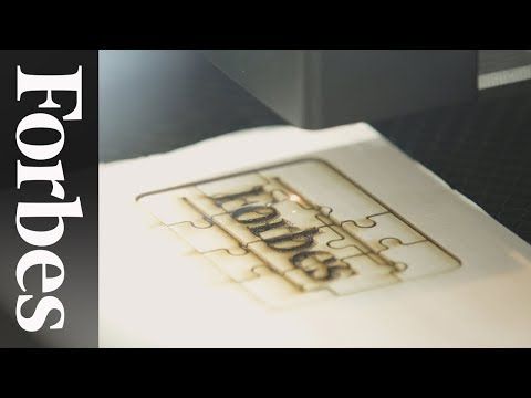 Glowforge: The 3D Laser Printer That Broke Crowdfunding Records | Forbes