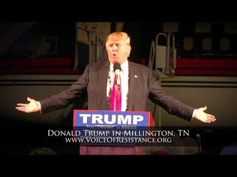 Episode 824   Part 3   Donald Trump in Tennessee, Getting Rid of Obamacare, and Anger