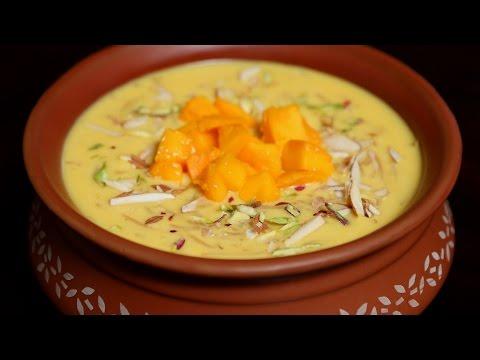 Mango Kheer | Easy Dessert Recipe | Mango Special  | Ruchi's Kitchen