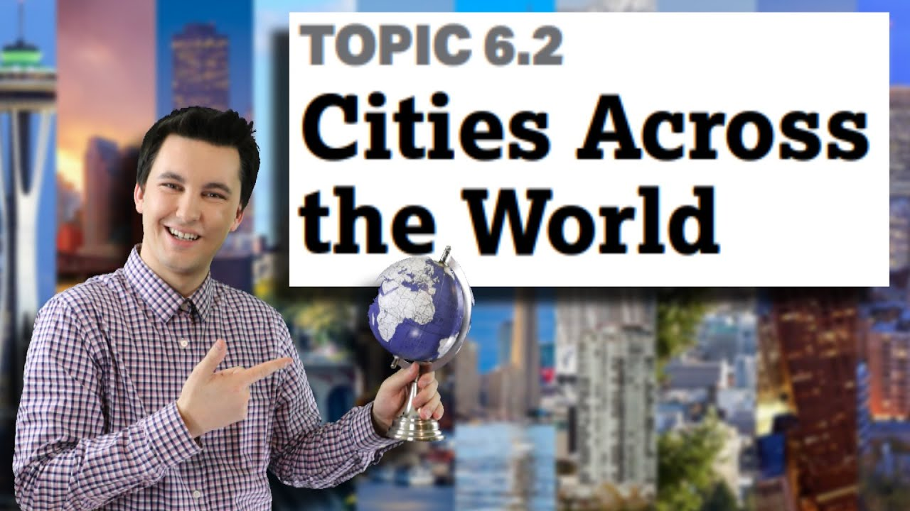Boomburbs, Exurbs, Edge Cities, Mega/Meta Cities, Oh My! [AP Human Geography Unit 6 Topic 2] (6.2)