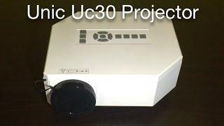 Unic Uc30 Projector