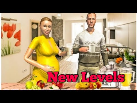Virtual Pregnant Mom: Happy Family Fun by Witty Gamerz  android gameplay New Levels