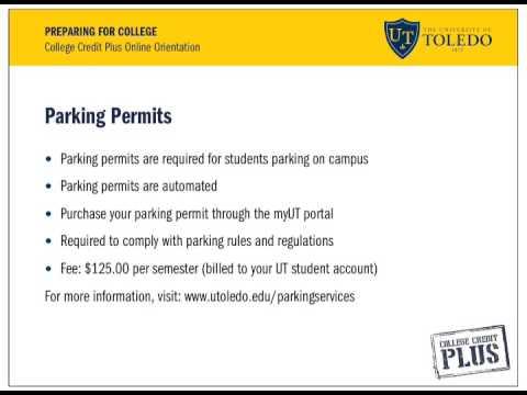 College Credit Plus Orientation: Preparing For College