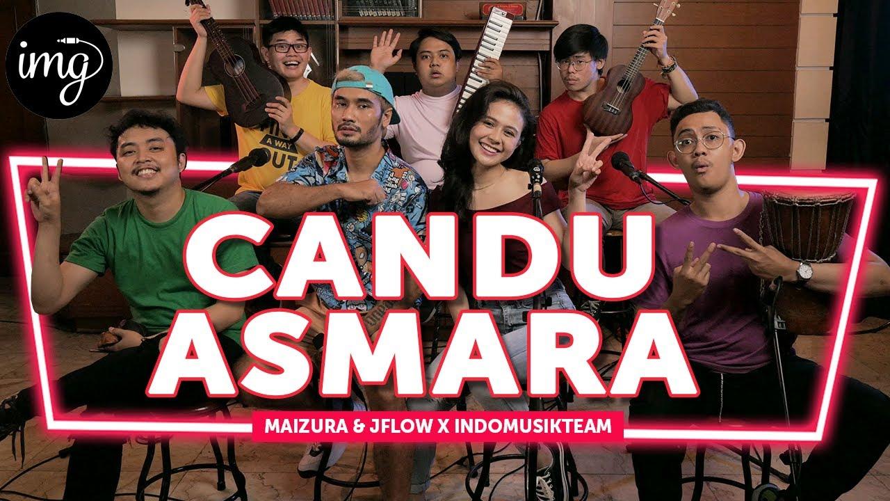 Download CANDU ASMARA - MAIZURA & JFLOW FT. INDOMUSIKTEAM #PETIK MP3 Gratis