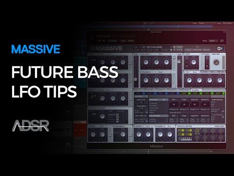 NI Massive - Future Bass LFO Pro TIp