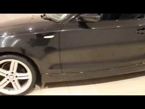 USED BMW 1 SERIES 2.0 118D DIESEL M SPORT £30 TAX A YEAR