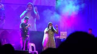 Kumar Sanu & Sadhna Sargam Live in Sydney 30 July 2016 - Tuje dekha to ye jana sanam - DDLJ