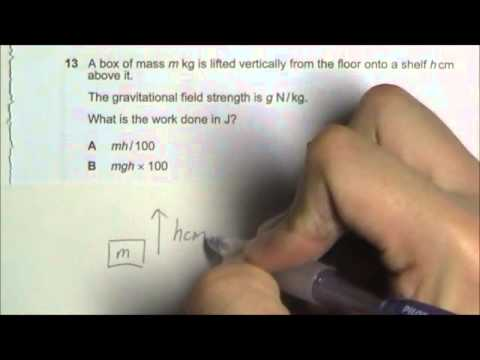 2010 O' Level Physics 5058 Paper 1 Solution Qn 11 to 15
