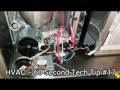 HVAC - 60 Second Tech Tip #17 (Close enough)