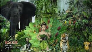 [Cover] Roar Katy Perry   Bản Cover Đáng Yêu Của Bé Tú Anh 4 Tuổi [HD]