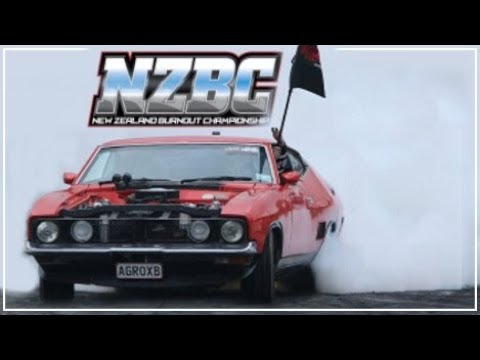 New Zealand Burnout Championships | Taupo | 19th August 2017