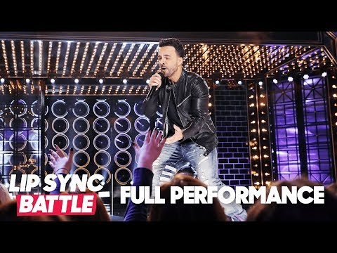"""Luis Fonsi Throws it Back with """"Tubthumping"""" by Chumbawamba 